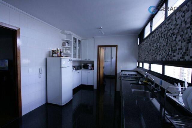 Apartamento com 4 dormitórios à venda, 178 m² por r$ 720.000 - vila adyana - são josé dos  - Foto 3