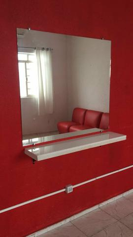 Vendo espelho e bancada pedra 99974 5231