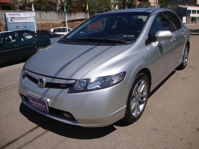Honda Civic Si Top De Linha