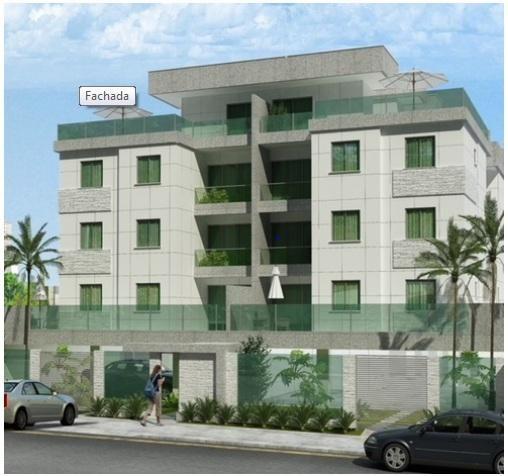 Apartamento 03 quartos com suite no bairro planalto.