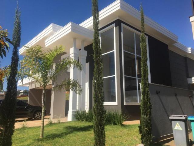 Casa de condomínio à venda com 4 dormitórios em Alphaville, Ribeirão preto cod:12475