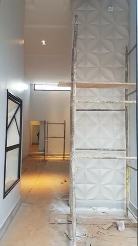 Vicente Pires! Lindissima casa de 3 Suítes, Piscina e Churrasqueira em condominio fechado! - Foto 13