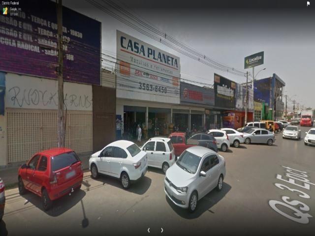Loja para alugar, 550 m² por R$ 12.000 Quadra QS 3 Rua 420 - Areal - Águas Claras/DF