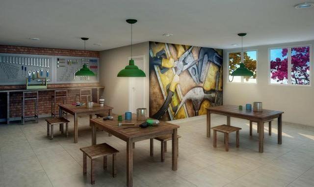 Apartamentos com 2 ou 3 dorms, suite e lazer completo em Diadema - Foto 8