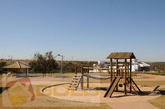 Terreno em condomínio para venda em uberlândia, cond splendido - Foto 5