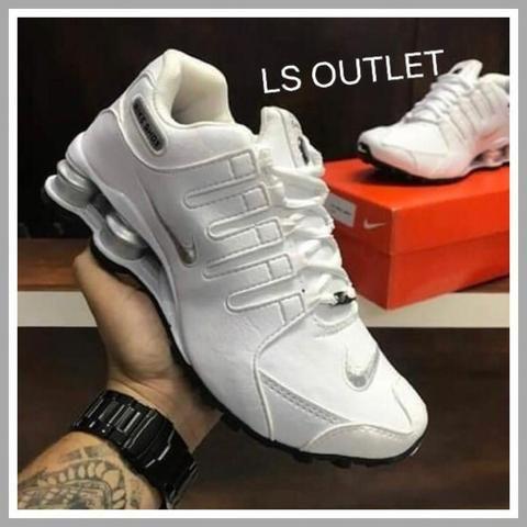 16c5cec8a Tênis Nike NZ importado white Oferta - Roupas e calçados - Cj Hab ...