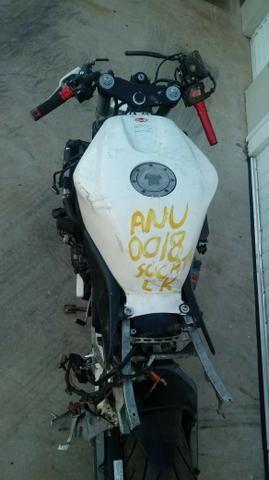 Moto Para Retirada De Peças / Sucata Honda CBR 600 Ano 2003 Sucata - Foto 3
