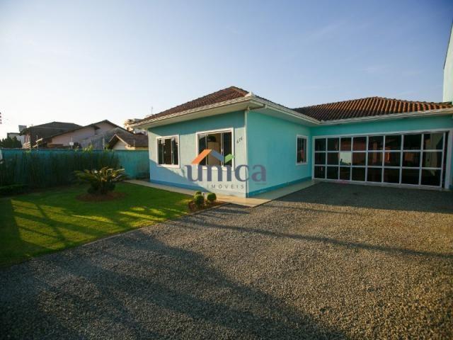 Casa à venda com 3 dormitórios em Comasa, Joinville cod:un01126
