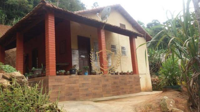 Chácara à venda, 2800 m² por r$ 230.000,00 - pessegueiros - teresópolis/rj - Foto 3
