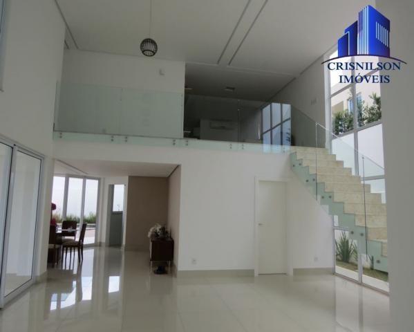 Casa à venda alphaville salvador ii, nova, r$ 2.400.000,00, piscina, espaço gourmet! - Foto 7