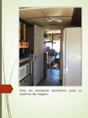 Ônibus-casa - Foto 8