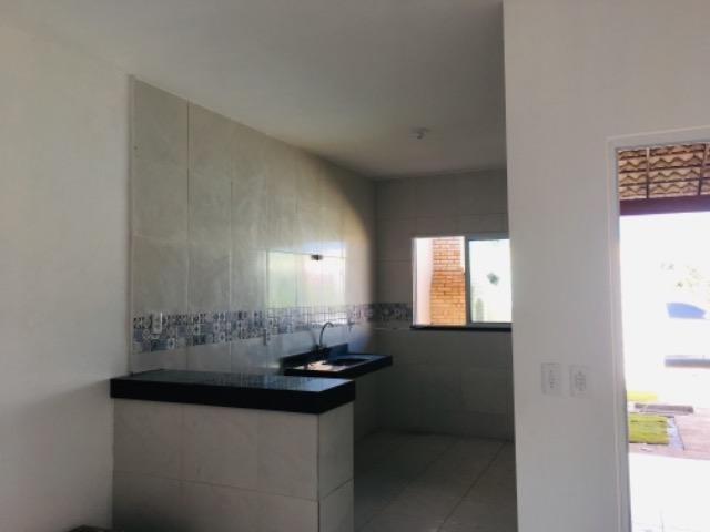 Casa nova com documentação inclusa - Foto 8