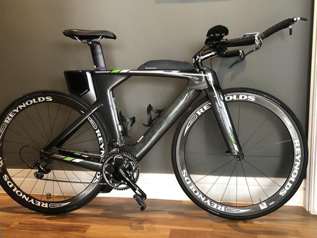 Bicicleta TREK (Bike) TT Carbono Speed Concept