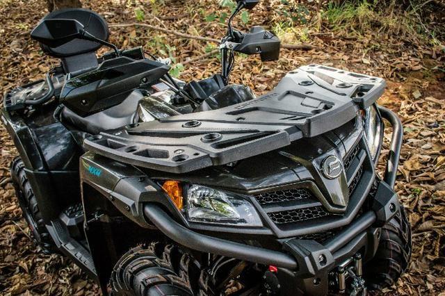 Quadriciclo 4x4 CForce 520L Automático Gasolina - Foto 2