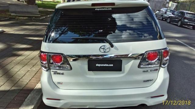 Toyota Hilux Sw4 3.0 4x4 Diesel 2013 -5 Lugares - Foto 15