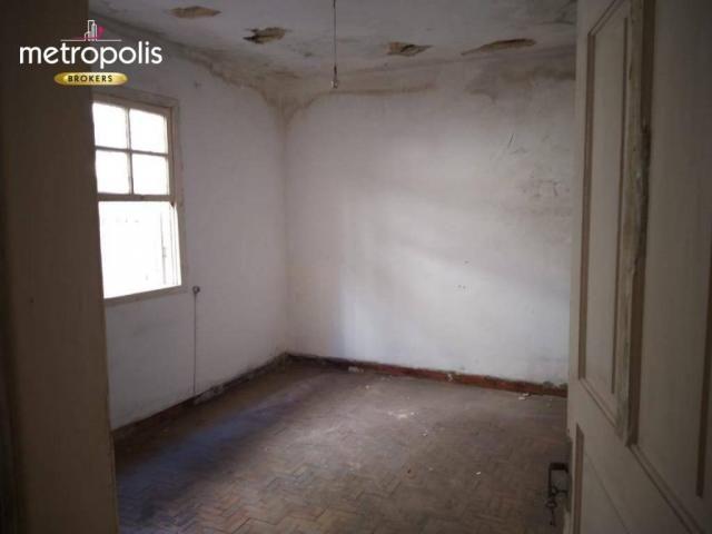 Terreno à venda, 200 m² por r$ 600.000,00 - santa paula - são caetano do sul/sp - Foto 5