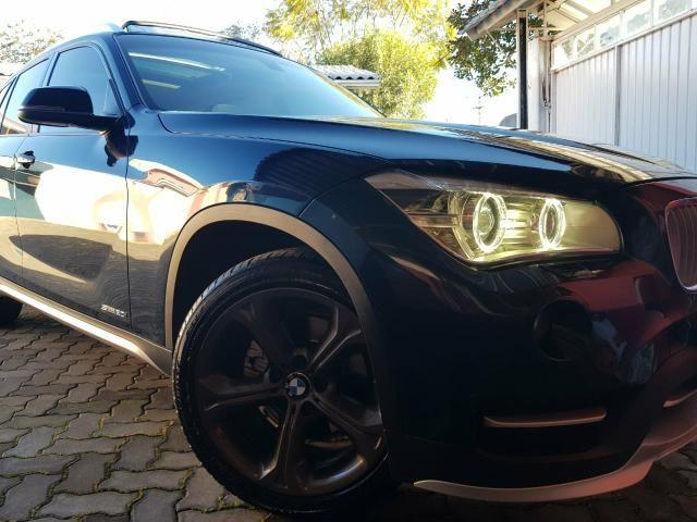 BMW X1 *46.000 km* *interior caramelo* *impecável - Foto 2