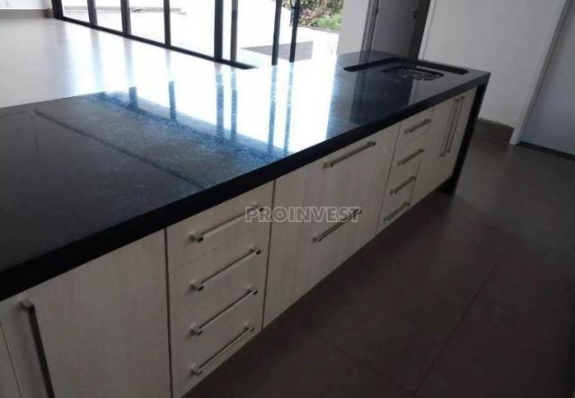 Casa com 3 dormitórios à venda, 340 m² por R$ 1.950.000,00 - Alphaville Granja Viana - Car - Foto 3