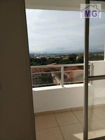 Apartamento com 2 dormitórios para alugar por r$ 850/mês - glória - macaé/rj - Foto 8