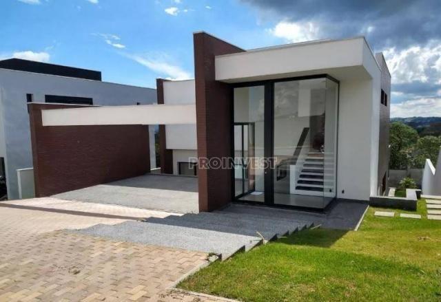Casa com 3 dormitórios à venda, 340 m² por R$ 1.950.000,00 - Alphaville Granja Viana - Car - Foto 2
