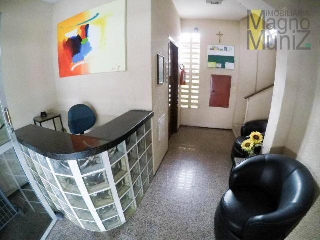 Apartamento com 3 dormitórios à venda por r$ 190.000 - papicu - fortaleza/ce - Foto 3