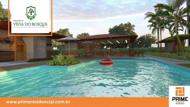 Ap de 2 quartos com suite reversível e quintal, Mario Covas- Vista do Bosque - Foto 12