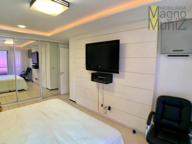 Apartamento com 3 dormitórios à venda por r$ 700.000,00 - cocó - fortaleza/ce - Foto 9