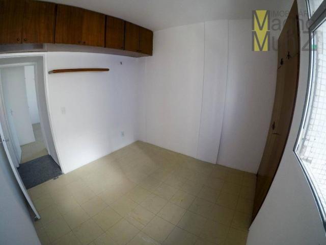 Apartamento com 3 dormitórios à venda por r$ 190.000 - papicu - fortaleza/ce - Foto 5