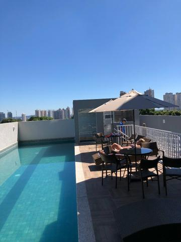 Apart 3 suites de alto padrão lazer completo prox buriti shopping ac financiamento - Foto 6