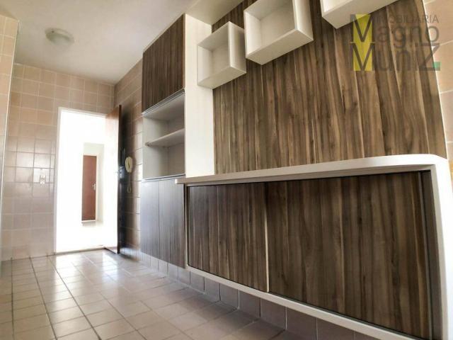 Apartamento projetado com 3 dormitórios, 2 vagas, à venda, 110 m², por r$ 275.000 - papicu - Foto 9
