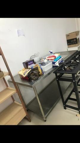 Mesas inox/ forno industrial/ fogão industrial - Foto 2