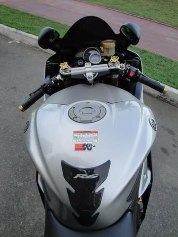 Yamaha R6 2007/2008 - Foto 4