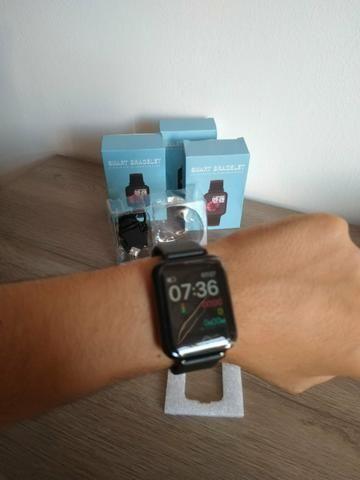 Smart bracelete relógio inteligente - Foto 2