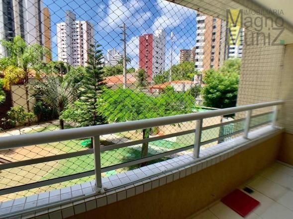 Apartamento com 3 dormitórios à venda por r$ 700.000,00 - cocó - fortaleza/ce - Foto 10