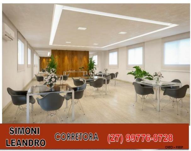 SCL - 75 - Boa Esperança/ Apartamento 2quartos / 33m² a 42m²/ lazer completo/ elevador/ - Foto 3