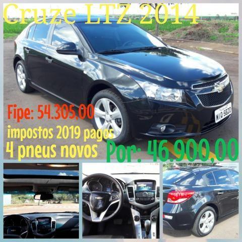 Chevrolet Cruze LTZ 2014 Automático