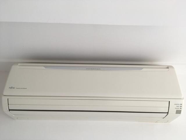 Ar split Fujitsu 18000 Btu, inverter - Foto 2