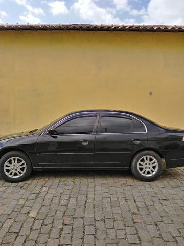 Vendo honda civic 2006 completo