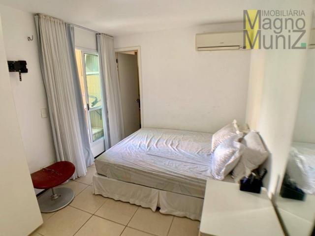 Apartamento com 3 dormitórios à venda por r$ 700.000,00 - cocó - fortaleza/ce - Foto 11