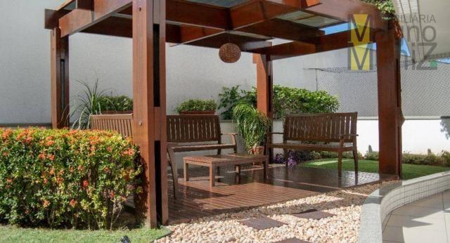Apartamento com 3 dormitórios à venda por r$ 700.000,00 - cocó - fortaleza/ce - Foto 4