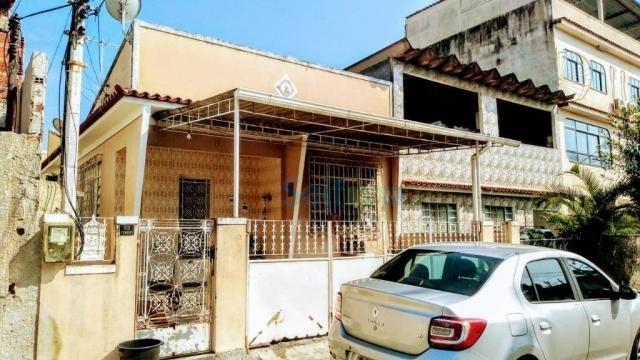 Casa com 1 dormitório para alugar, 40 m² - Barreto - Niterói/RJ