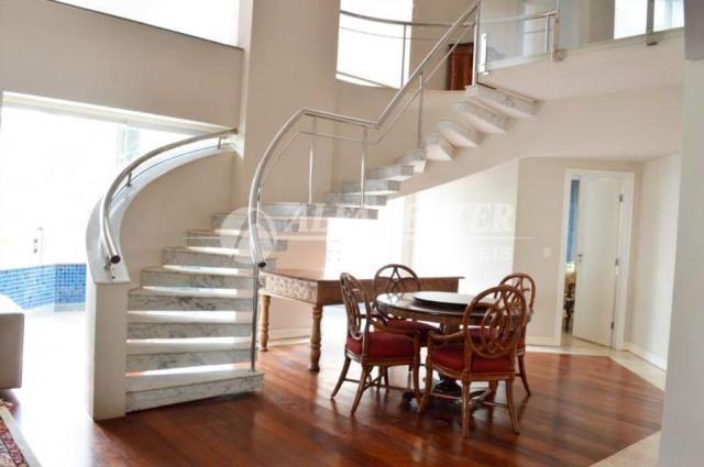 Apartamento Duplex com 5 dormitórios para alugar, 650 m² por R$ 20.000,00/mês - Setor Buen - Foto 9
