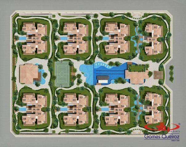 Apartamento com 3 dormitórios à venda, 136 m² por R$ 650.000,00 - Porto das Dunas - Aquira - Foto 16