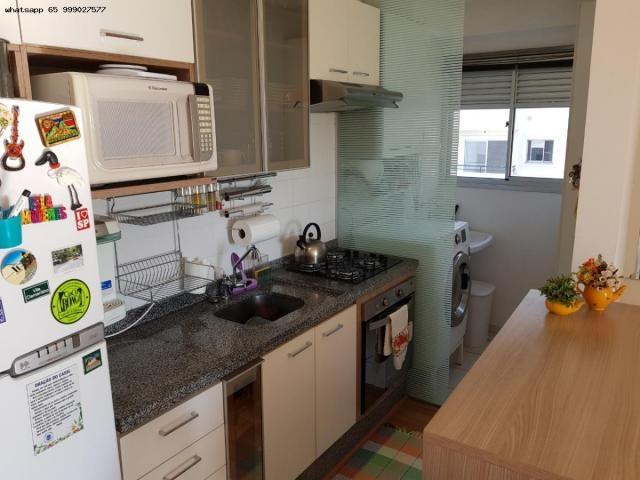 Apartamento para Venda em Cuiabá, Boa Esperança, 3 dormitórios, 1 suíte, 2 banheiros, 2 va - Foto 8
