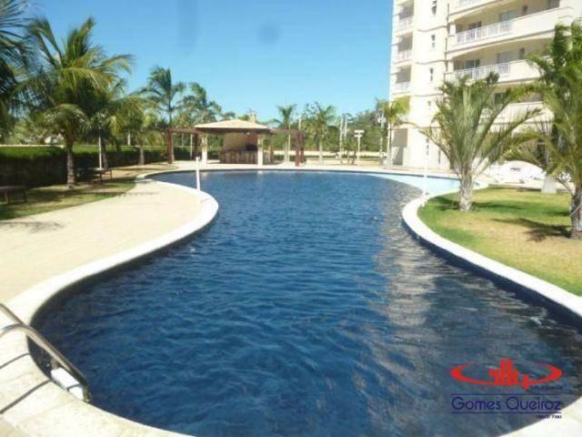Apartamento residencial à venda, Cambeba, Fortaleza - AP0036. - Foto 2