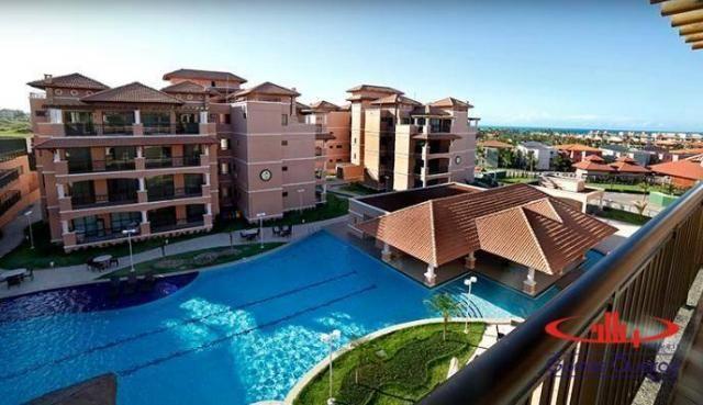 Apartamento com 2 dormitórios à venda, 68 m² por R$ 450.000,00 - Porto das Dunas - Aquiraz