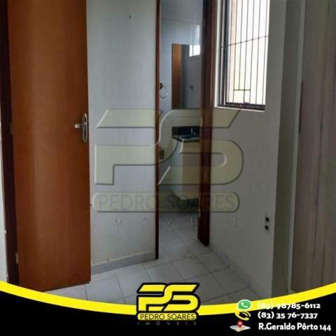 Apartamento com 3 dormitórios para alugar, 80 m² por R$ 1.100,00/mês - Jardim Cidade Unive - Foto 2
