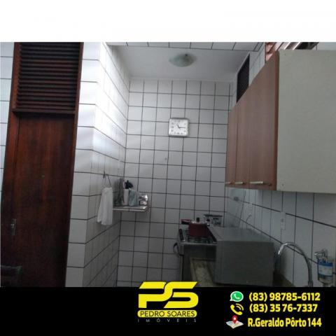 (EXCELENTE) Casa c/ 4 qts, 1 st, DCE, à venda, 420 m² por R$ 650.000 - Cristo Redentor - Foto 13