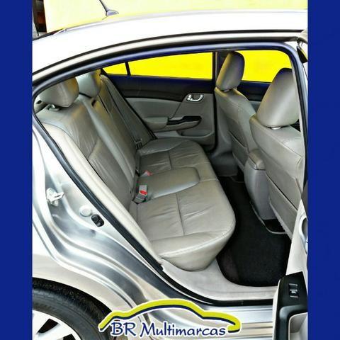Honda Civic LXL Flex 2013 vendido - Foto 9