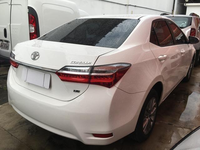 Corolla GLI UPPER 1.8 automático 2019 - Foto 7